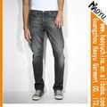 nuevo estilo de moda los pantalones vaqueros de mezclilla para hombres (HYM106)