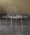 2014 moderna cadeira de fio