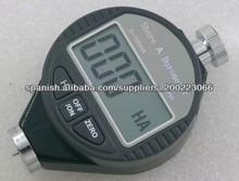 Digital Durómetro Shore para la prueba de dureza con sonda integrada HT-6600A