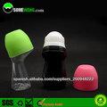 Botellas vacías de plástico de desodorante 50ml