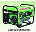tianzhong caliente vender generador de la gasolina de reparación