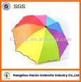 pliage parapluie 3 couleur arc en ciel