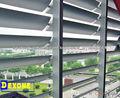 persiana de aluminio de construcción