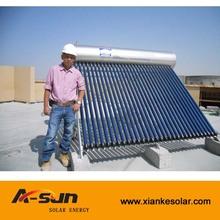 agua caliente solar