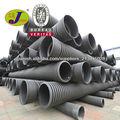 Las mejores tuberías corrugadas para alcantarillas/Tuberías de HDPE corrugados