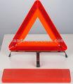 21 piezas del coche del led triángulo de advertencia signo