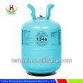 R12 Sustitutos Refrigerante HFC R134A Para Automóvil Aire Acondicionado Con 99,99% Pureza Precio