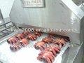 Equipo de pez congelación