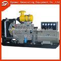 Venda quente! Shandong weifang energia elétrica 100kw jogo de geração diesel