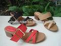 2014 nuevo modelo de sandalia de la señora