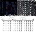 150 50mm pcs led plafond tissu drapé avec une petite balle smd. 2m*3m rgbapprobation vente chaude espagnol. dans alibaba