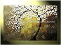 pintura de acrílico con textura