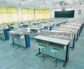 laboratorio de física de la escuela secundaria