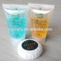 30ml pequeño tubo suave shampoo/gel de baño y 20g jabón para hoteles