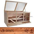 Al aire libre de gran tamaño de las jaulas de hámster dfh-002 venta al por mayor