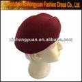 militar boina roja sombrero