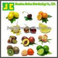 Frutas p. E. Funcional para alimentos y bebida
