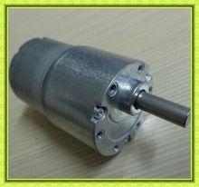 24v 12v 6v motor de corriente continua con caja de cambios