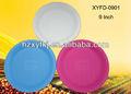 2013 nuevos productos platos baratos de China
