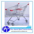 europa tipo de carrito de supermercado con ruedas de tpr