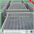 la fabricación de malla de alambre galvanizado temporal valla de granja