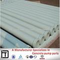 Dn125 45m 2, resistente al desgaste tubería de concreto reforzado
