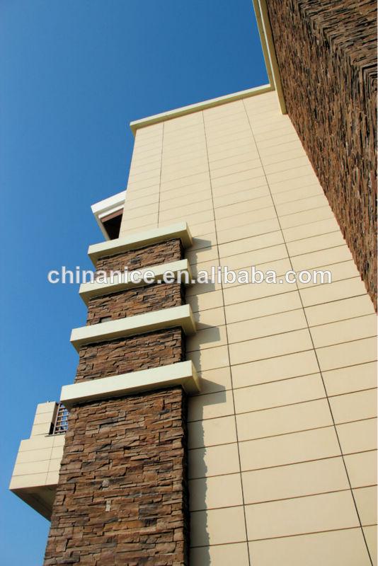 Panel de revestimiento de fachadas de terracota fachada de - Revestimiento de fachadas exteriores ...