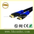 De alta calidad hdmi1.4 con cable awg 28 macho a macho 2m