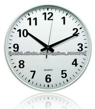 reloj pared plástico