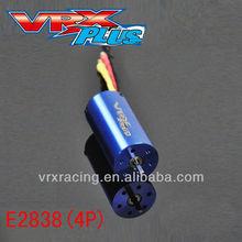 E2838-14t 4900kv motor eléctrico, motor eléctrico para el barco, rc barco de motor eléctrico