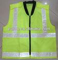Uniforme especial diseño hi-vis asia china precio de chaleco reflectante