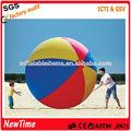 pvc gigante inflable pelota de playa