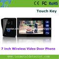 системы домашней безопасности ночного видения аудио -телефон двери системы домофон TEC706VJ11