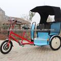 tres ruedas de vehículos de tres ruedas El taxi-bicicleta para la venta