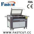 Haute précision CNC découpe laser pour contreplaqué de coupe