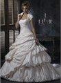 chaqueta bolero vestido de novia