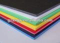 competitivo de pvc de color bordo