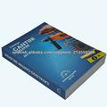 china offset softcover catálogos imprimir