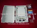 De fibra óptica - de fibra óptica caja de bornes