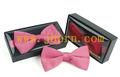 vestuário de papel de embalagem caixa de gravata borboleta