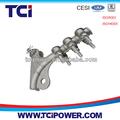 De aluminio de aleación de la abrazadera de tensión/abrazadera de tensión/abrazadera de cable