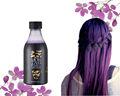 la última fórmula no amoníaco no peróxido de uva de color púrpura color de pelo