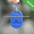 2013 rfid key fob tags, rfid llaveros con impresión de ID