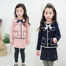 Recién 2014 el último estilo de primavera de diseño de moda y prendas de vestir para niños, de la mariposa,