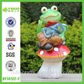 frog decoração resina figuras de animais