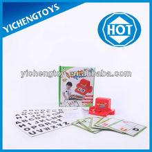la palabra juego de juegos de bingo de juguete