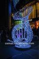 2013 música al aire libre luz tema escenas de la decoración del festival