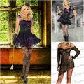 Las mujeres modernas Disfraces de Halloween Bruja Sexy