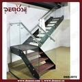 pasos de madera para escaleras de interior para casas modernas