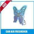 aroma de lavanda de papel colgando del coche y el hogar ambientador de aire hacen en china